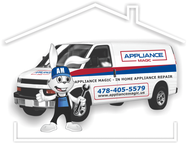 appliance magic service van